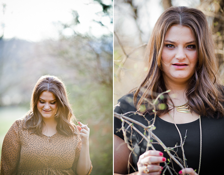 Senior Photography in Fayetteville Arkansas - Lissa Chandler Photography