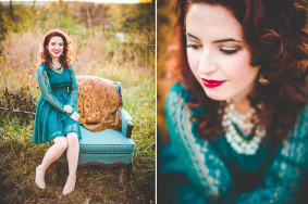 Fayetteville AR Senior Photographer - Shiloh Christian Senior Photographs