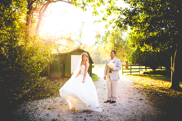 Bride Twirling, Arkansas Wedding Photographer