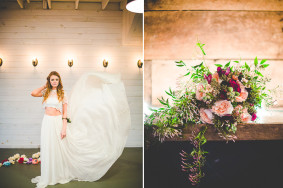 NWA Wedding Photographer in Fayetteville, Indoor Styled Bridal Session, Lissa Chandler