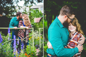 Fayetteville AR Engagement Session - lissachandler.com