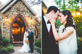 NWA Wedding Photographer in Fayetteville | St. Anthony's on the Creek