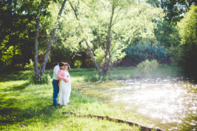 Outdoor Family Photographs in Fayetteville Arkansas, lissachandler.com